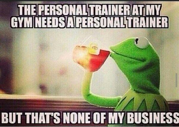 fat trainer